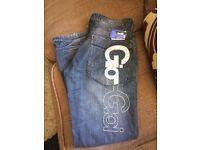 Men's Gio Goi jeans W32 L34