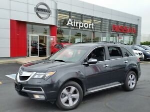 2013 Acura MDX LOADED,LEATHER,NAVI,ROOF