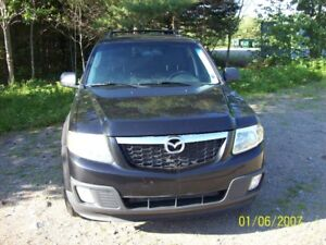 2010 Mazda Tribute SUV, Crossover