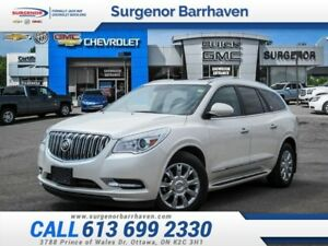 2014 Buick Enclave Premium  - Leather Seats -  Cooled Seats -  B