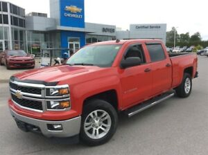 2014 Chevrolet Silverado 1500 LT w/1LT | 5.3L V8 | REAR CAMERA |