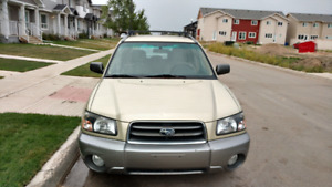 """2003 Subaru Forester 2.5XS""  Available for Sale"