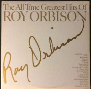 Disque vinyle LP 33 tours Roy Orbison