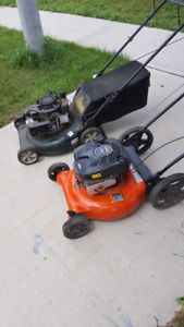 HOME VISITS! • Mobile Lawn Mower Repair • Small Engine • Lawnmow