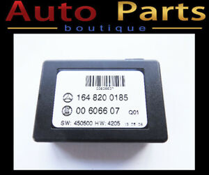 Mercedes ML350 GL450 06-07 Rain & Light Sensor Module 1648200185