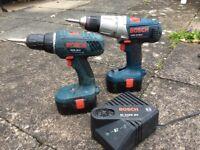 Bosch professional 18 V Combee drill