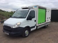 IVECO DAILY 35s11 LWB BOX FRIDGE VAN 2.3TD 2013 13 REG