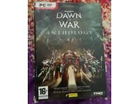 Pc Warhammer 400000 the dawn of war anthology bundle