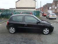 Renault Clio 1.2 16v Expression + 3dr MOTED-LOW MILEAGE