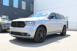 2016 Dodge Durango LTD  BLACKTOP *CUIR/TOIT/NAV/2 DVD*