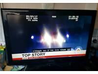 "Samsung HD tv 37"""