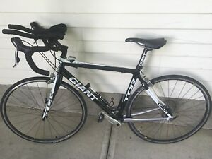 **Price Reduced** 2009 Giant TCR Alliance Carbon Road Bike