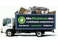 RUBISH CLEARANCE & WASTE DISPOSAL -HOUSE CLEARANCE