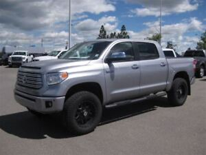 2015 Toyota Tundra Platinum 5.7L V8|Leather|Sunroof