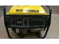 Wolf Power 2300LR Generator
