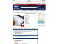 Wickes Front and End bath panels