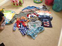 Age 2-3 boys clothing bundle