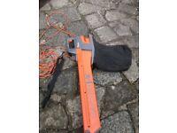 Flymo garden vac/ leaf blower