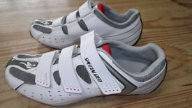 Specialized Body Geometry cycling shoes