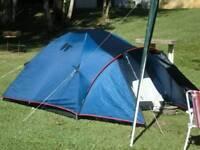 Quechua T3+ 4 man tent