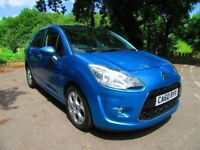 Citroen C3 1.6 VTi Exclusive Automatic Finance from £93.88 p/m