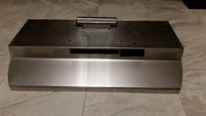 New Air King 36-Inch Stainless Steel Under Cabinet Range Hood