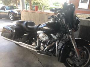 2013 Harley Davidson Street Glide for Sale