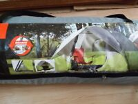 Un open new 6 persons tent for sale just 60 pound it is 120 in Argos from pet smoke free house hu