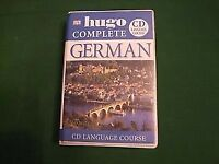 Hugo Complete German (CD Language Course) Audio CD – Audiobook, Box Set