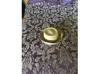 Lady's straw boater