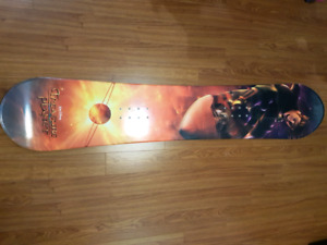 Brand new never used junior snowboard