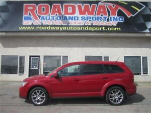 2012 Dodge Journey R/T AWD PST PAID DVD NAV SUNROOF