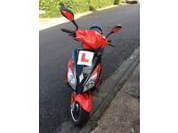 Moped 125cc Pulse light speed 2