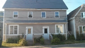 For rent a 1 Bedroom Apartment available Oct.1