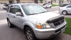 2003 Honda Pilot EX-L SUV - Great Condition - For Sale by Owner