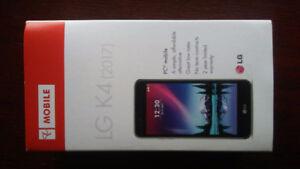 Brand New LG K4 cellphone!