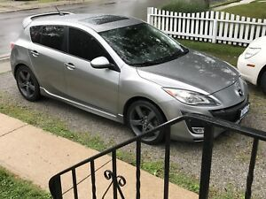 Mazda Rx8 rims with new tires