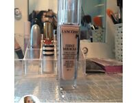 Lancôme foundation *SWATCHED*