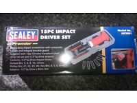 sealey impact screwdriver 1/2in