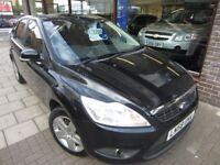 FORD FOCUS 1.6 TDCi Style 5dr (black) 2008