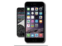 Apple Iphone LCD Screen and Digitizer Replacement Repair Service