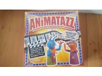 Animatazz Game - Unopened