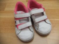 Adidas girl trainers 8