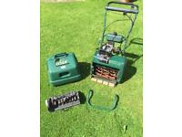 Atco Balmoral 14SE petrol lawnmower