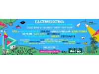 2 eastern electrics tickets