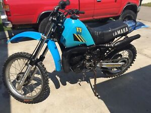 1983 Yamaha IT250
