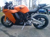 KTM RC8 , 2008