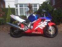 Honda CBR600F 21000 milea