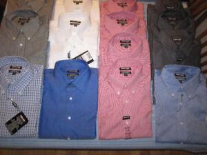 Shirts, Kirkland Signature, Long Sleeve, Sz. 16, Large, BNWT $10