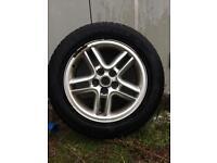 "Range Rover 18"" Alloy Wheel"